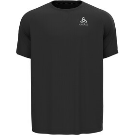 Odlo Essential Chill-Tec T-Shirt S/S Crew Neck Men, black